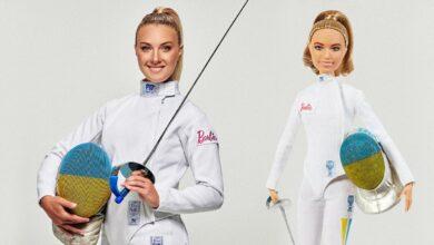 Photo of Українська спортсменка, на честь якої створили унікальну ляльку Барбі