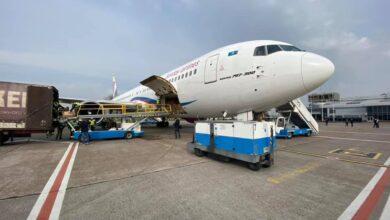 Photo of Другий літак з медичними засобами з Китаю прилетів до України: фото