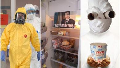 Photo of Найсмішніші меми тижня: Обнулений Путін-космонавт, нудьга українців і карантинки-валентинки