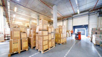 """Photo of """"Нова пошта"""" за 4 дні безоплатно доставить лікарням 120 тонн медичних товарів"""