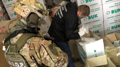 Photo of Експорт українських масок в Іспанію: слідчі розкрили схему – фото
