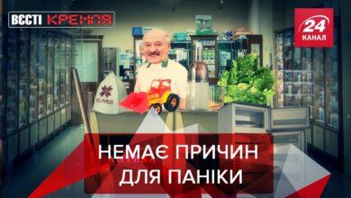 Photo of Вєсті Кремля: На Чечні борються з коронавірусом з-під палки. Лукашенко заморозив вірус