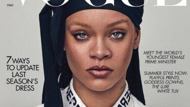 Photo of Ріанна прикрасила обкладинку британського Vogue