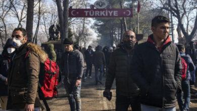 Photo of На турецько-грецькому кордоні виникли сутички між мігрантами та правоохоронцями