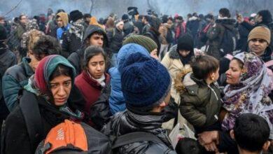 Photo of На кордоні Туреччини та Греції мігранти побилися з поліцією