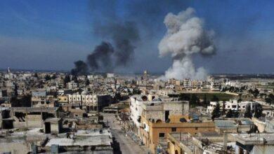 Photo of Армія Асада продовжила атаки в Ідлібі, захопивши Танабех і Джавбас, а РФ відправила четвертий військовий корабель в Сирію