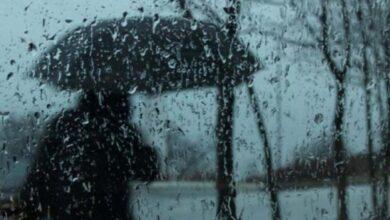 Photo of Погода на сьогодні: В Україні дощі, температура повітря до +18