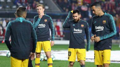Photo of П'ять футболістів Барселони перехворіли на коронавірус