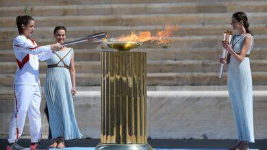 Photo of Греція передала Японії олімпійський вогонь Ігор-2020