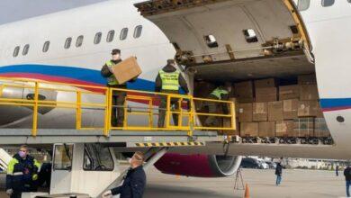Photo of До України прибув другий літак з медзасобами з Китаю