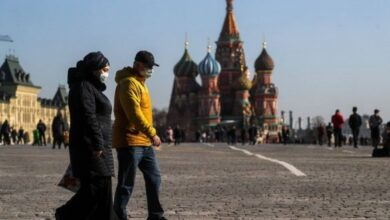 Photo of У Москві ввели режим обов'язкової самоізоляції