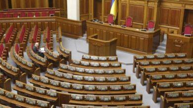 Photo of Рада не проводитиме пленарні засідання до кінця карантину, працюватимуть лише в комітетах