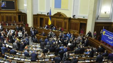Photo of Рада відхилила кандидатури на міністрів фінансів та охорони здоров'я
