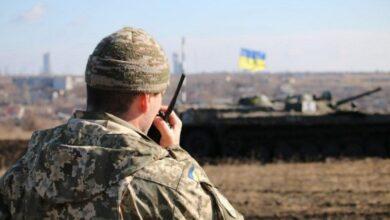 Photo of На Донбасі внаслідок обстрілу поранено двох українських військовослужбовців