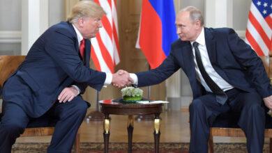 Photo of Трамп обговорив з Путіним тісну взаємодію в боротьбі з коронавірусом