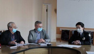 Photo of Відбулося розширене засідання штабу