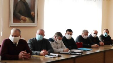 Photo of У міськраді відбулося розширене засідання штабу