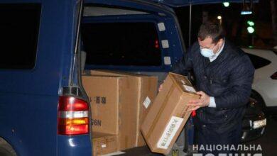 Photo of Чернігівщина отримала експрес-тести та засоби захисту для медиків і підрозділів МВС