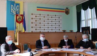 Photo of Відбулося засідання штабу з питань техногенно-екологічної безпеки та надзвичайних ситуацій