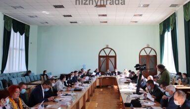 Photo of Відбулось чергове засідання 70 сесії міської ради. Додатково виділені кошти на запобігання поширенню коронавірусної інфекції