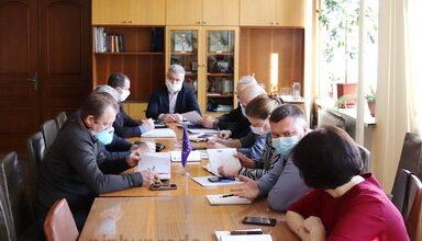 Photo of Відбулась щотижнева нарада з питань благоустрою міста