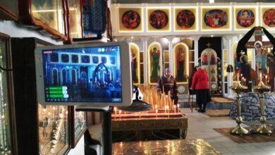 Photo of На богослужінні у ніжинському храмі св. Покрови можна побувати, не виходячи з дому