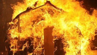 Photo of Палили суху траву, а згоріла альтанка: пожежа у Ніжині