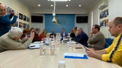 Photo of НСЖУ вимагатиме від Зеленського відправити у відставку Бородянського через закон про дезінформацію