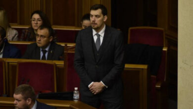 Photo of Екс-прем'єра Гончарука можуть посадити за експорт медичних масок