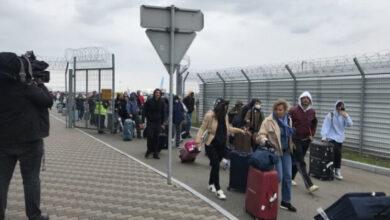 """Photo of В аеропорту """"Бориспіль"""" евакуйовані з В'єтнаму українці намагалися втекти з-під обсервації"""