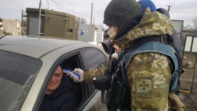 Photo of За минулу добу український кордон перетнуло всього 10 тис осіб