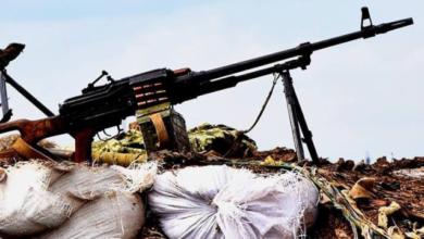Photo of Втрати на Донбасі: один загиблий, ще чотирьох поранено