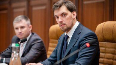 Photo of На Кабмін Гончарука завели справу через ігнорування листа РНБО про експорт масок