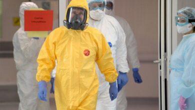 Photo of Перший випадок зараження коронавірусом в Кремлі