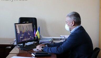 Photo of Міський голова Анатолій Лінник взяв участь у селекторній нараді