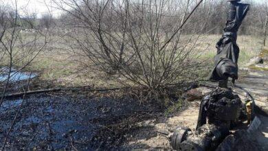 Photo of На Чернігівщині правоохоронці затримали розкрадачів нафти