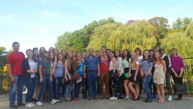 Photo of Ніжин очима київських студентів-журналістів