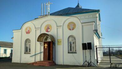 Photo of Службу Божу можна слухати на подвір'ї храму святої Покрови