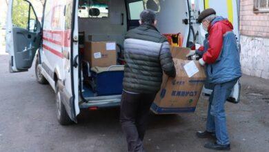 Photo of Ніжинська міська лікарня отримала медзасоби та захисне спорядження