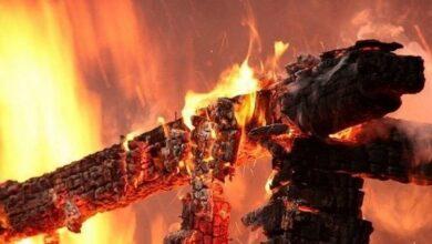 Photo of За добу на Ніжинщині згоріли два будинки
