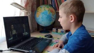 Photo of Сьогодні на телеканалах стартували онлайн-уроки для школярів