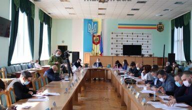 Photo of Відбулось засідання позачергової 71 сесії Ніжинської міської ради. Виділили додаткові кошти на боротьбу з COVID-19