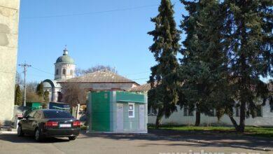 Photo of У центрі Ніжина з'явиться ще одна громадська вбиральня