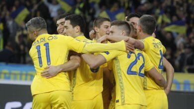Photo of На якому місці збірна України в рейтингу ФІФА 2020