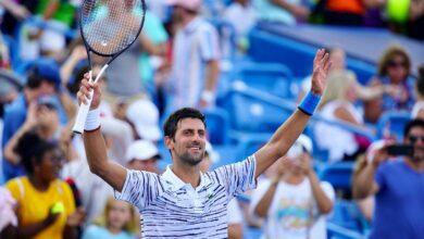 Photo of Тенісист Джокович зіграв у теніс сковорідкою та переміг – кумедне відео