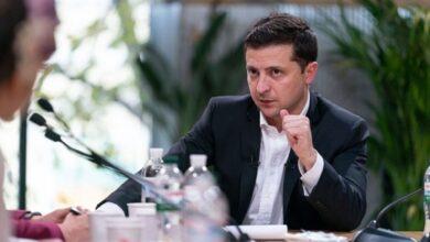 Photo of Зеленський просить через коронавірус не забувати про війну на Донбасі