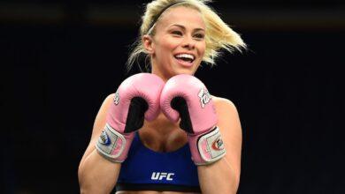 Photo of Найсексуальніша дівчина-боєць UFC провела тренування оголеною: фото