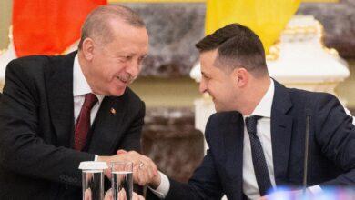 Photo of Зеленський телефоном поговорив із Ердоганом: теми розмови