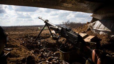 Photo of Окупанти підступно обстріляли позиції ООС