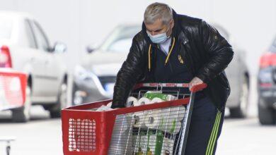 Photo of В Україні зменшився ажіотаж на продукти: наскільки зросли запаси продовольства – інфографіка